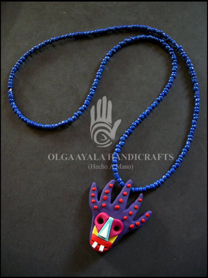 vejigante necklace