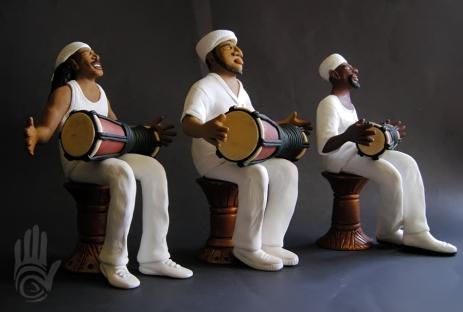 Bata Drummers 3