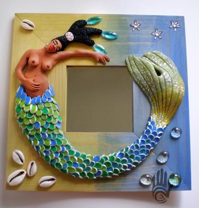 Mermaid Mirror 9