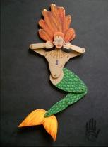 Mermaid Paper Doll 4