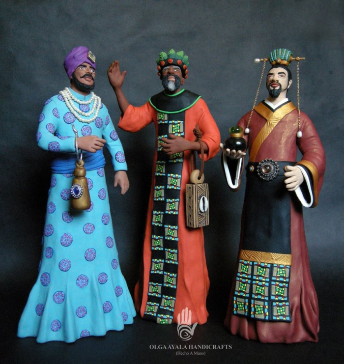 los tres magos - new